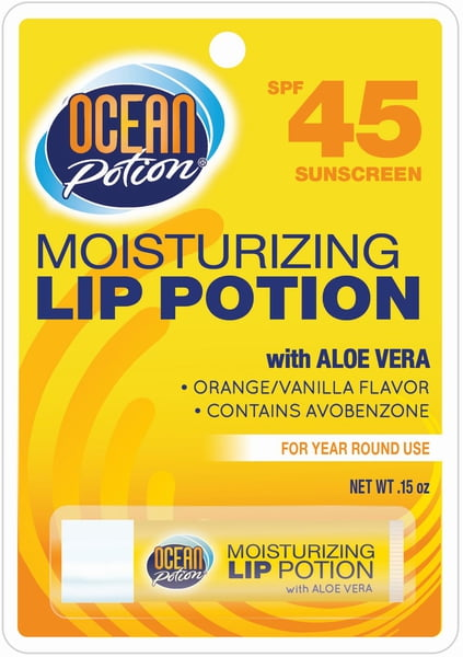 OCEAN POTION LIP POTION SPF 45 - Loose - 0.15oz