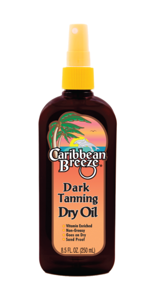 CB DARK TANNING DRY OIL SPF 0 - 8.5oz
