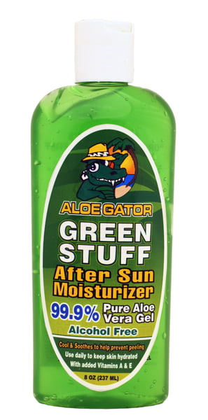 ALOE GATOR GREEN GEL