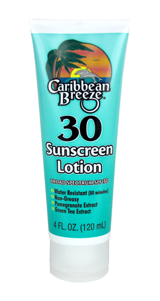 CARIBBEAN BREEZE GEN PROT LOTION SPF 30 - 4oz