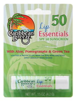CARIBBEAN BREEZE LIP ESSENTIALS SPF 50 - CARDED