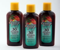 CARIBBEAN BREEZE GEN PROT LOTION SPF 30 - TRIAL SIZE
