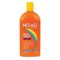 NO-AD SPORT LOTION SPF 50 - 16oz