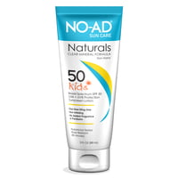 LAST CHANCE - NO AD NATURAL KIDS LOTION SPF 50 - 3oz